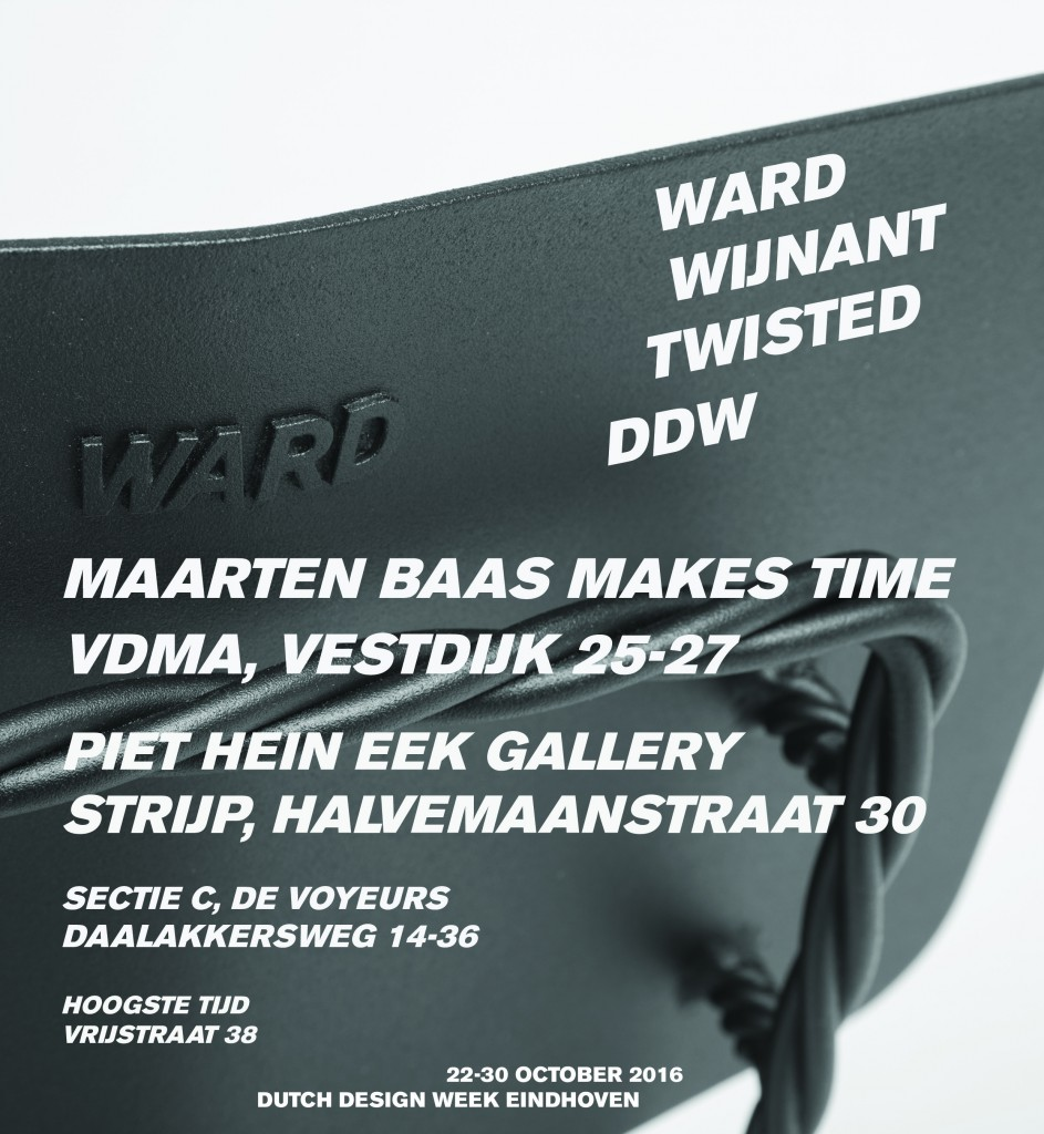 Uitnodiging DDW 2016